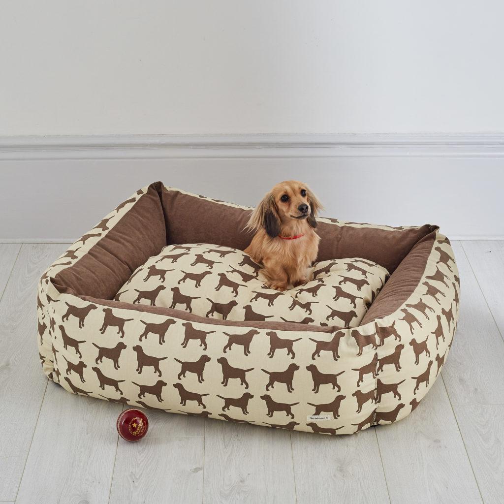 The Labrador Company-Labrador Dog Bed 9