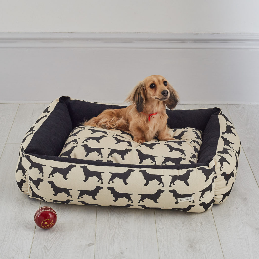 The Labrador Company-Spaniel Dog Bed 9