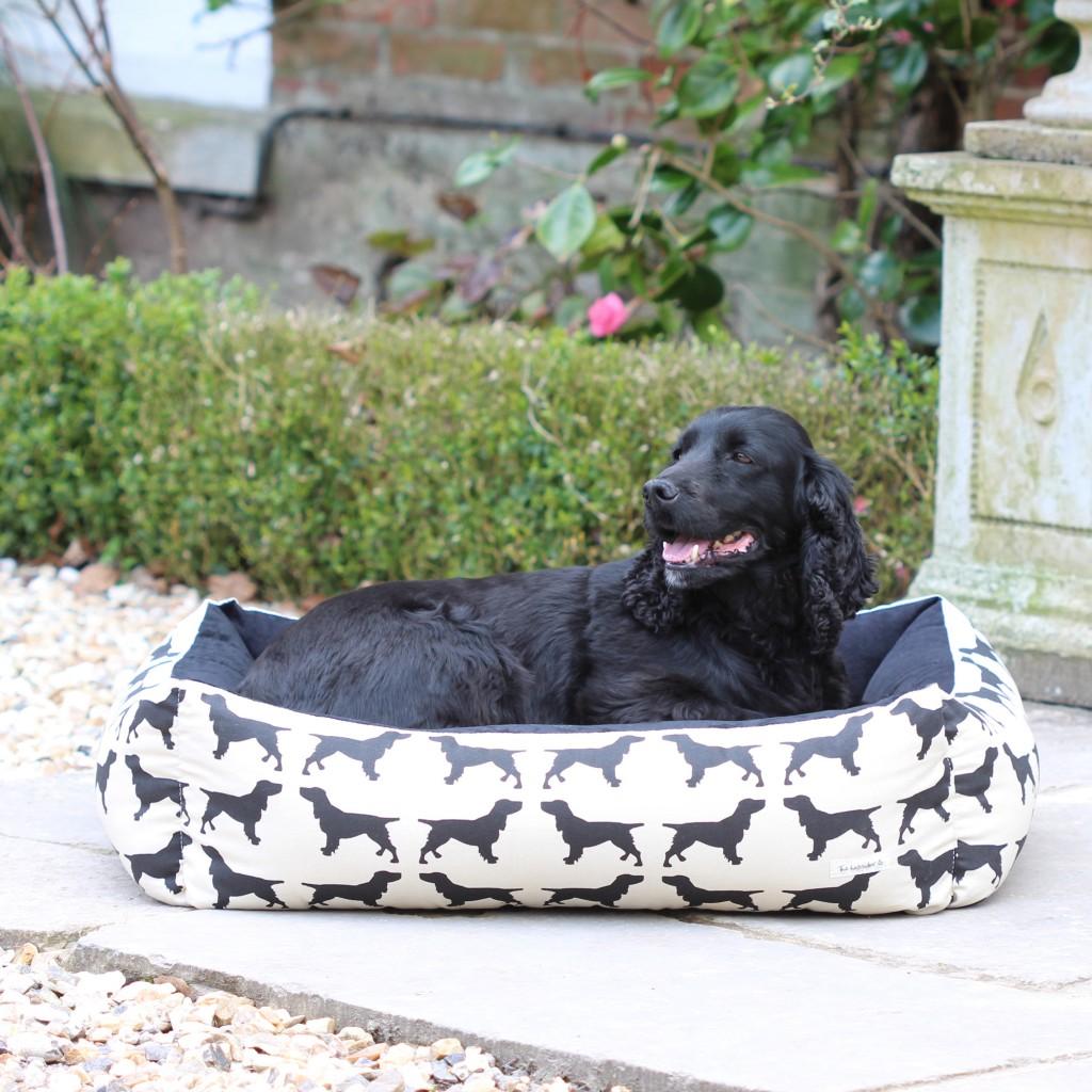 The Labrador Company-Spaniel Dog Bed 12