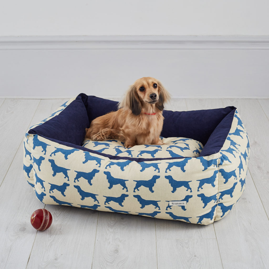 The Labrador Company-Spaniel Dog Bed 8