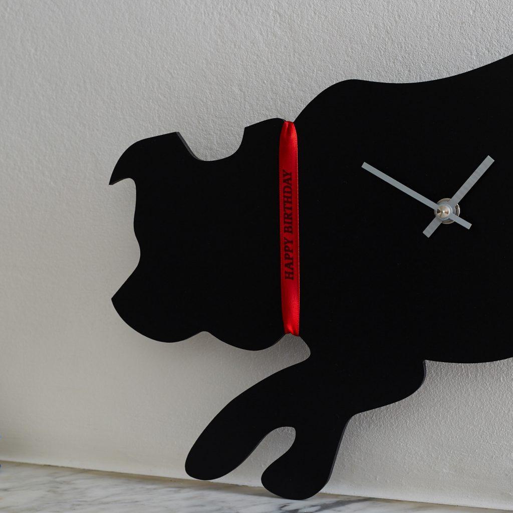 The Labrador Company-Border Collie Clock 1