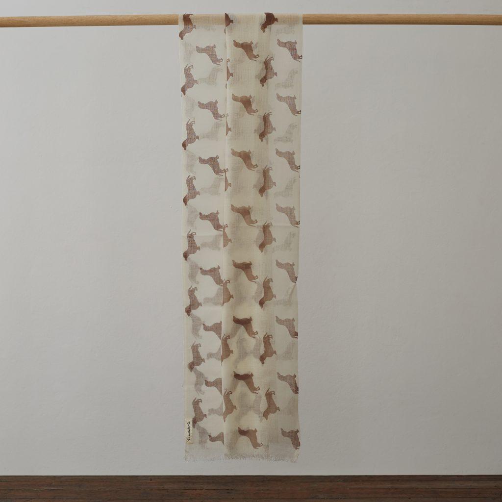 The Labrador Company-Cashmere Labrador Scarf 149