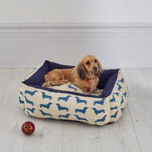 The Labrador Company-Dachshund Dog Bed 11