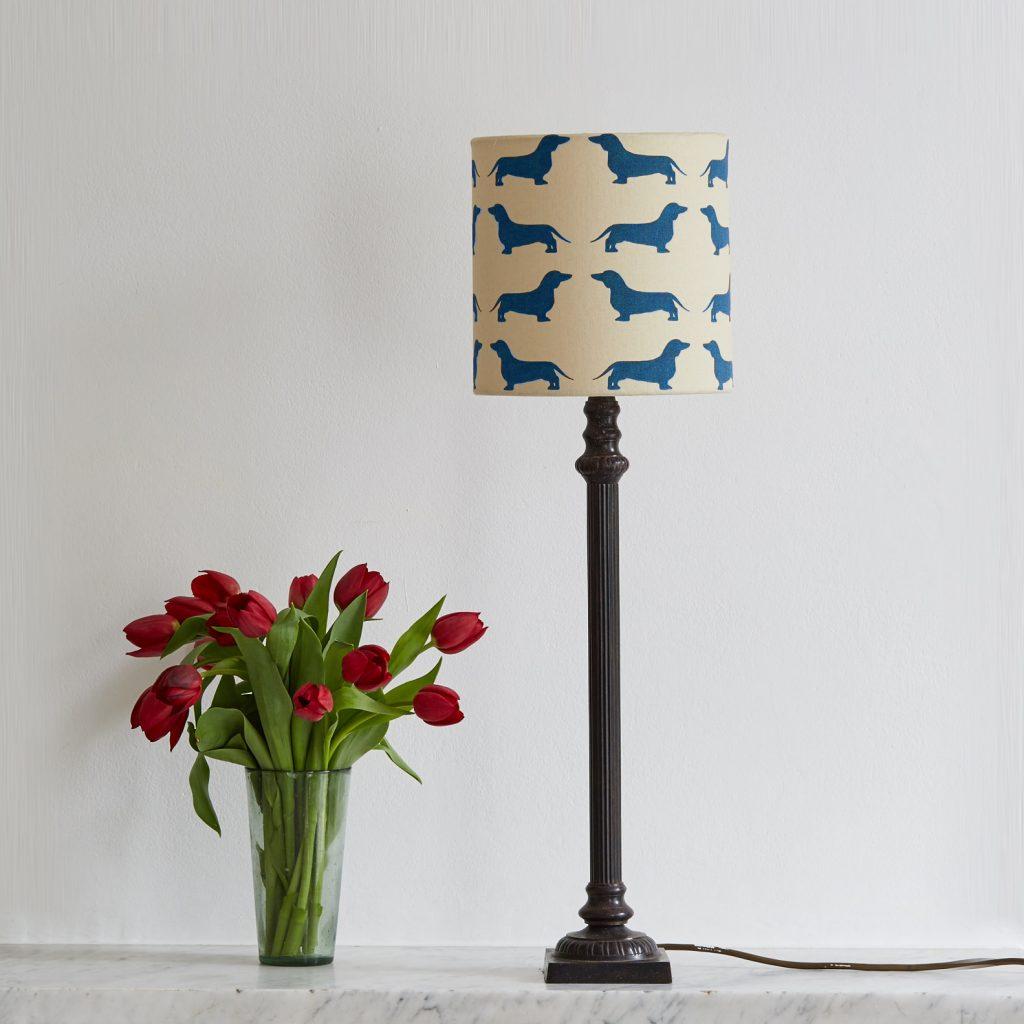The Labrador Company-Dachshund Lampshade Small 1