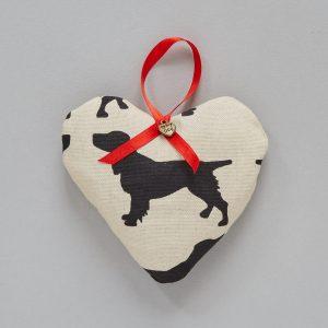 The Labrador Company-Spaniel Lavender Bag 3