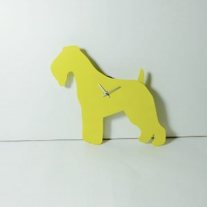 The Labrador Co.-Yellow Labrador Wagging Tail Clock - Last one!
