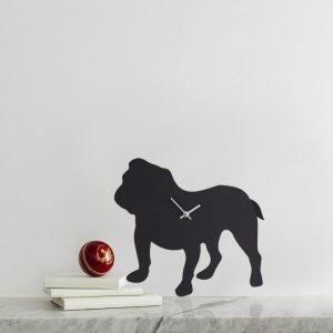 The Labrador Co.-British Bulldog Clock 1
