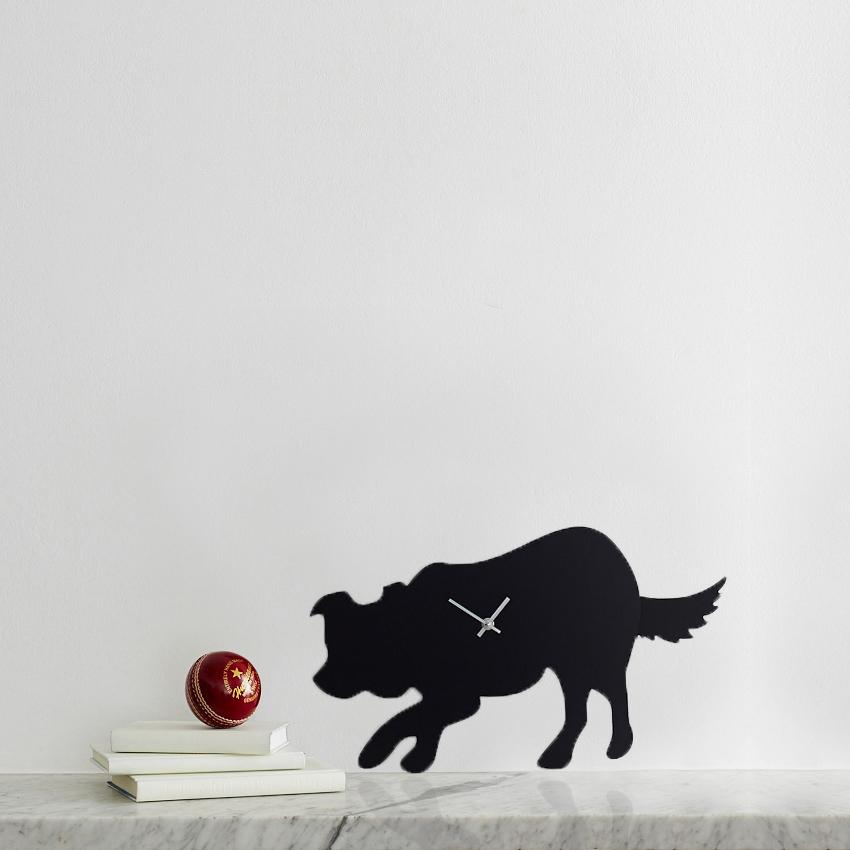 The Labrador Co.-Border Collie Clock 1