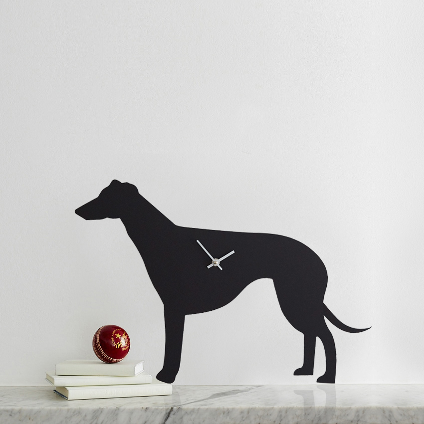 The Labrador Co.-Greyhound/Lurcher Clock 1