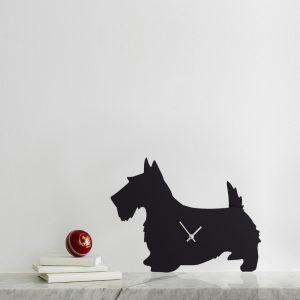 The Labrador Co.-Scottie Clock 1