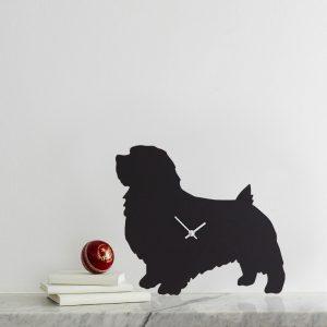 The Labrador Co.-Terrier Clock 1
