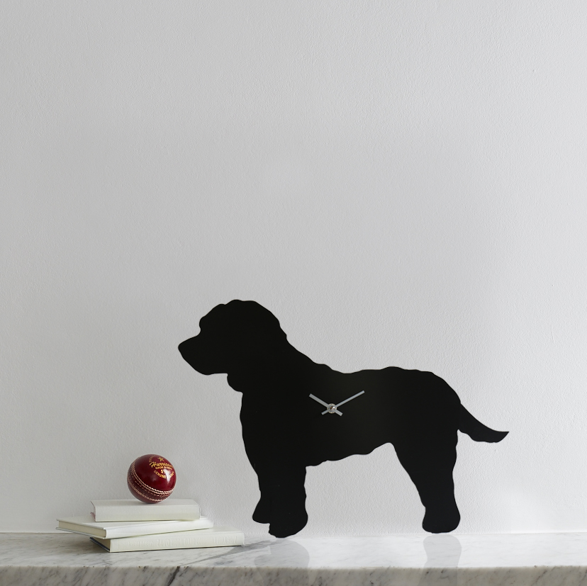 The Labrador Co.-Cockapoo Clock 1