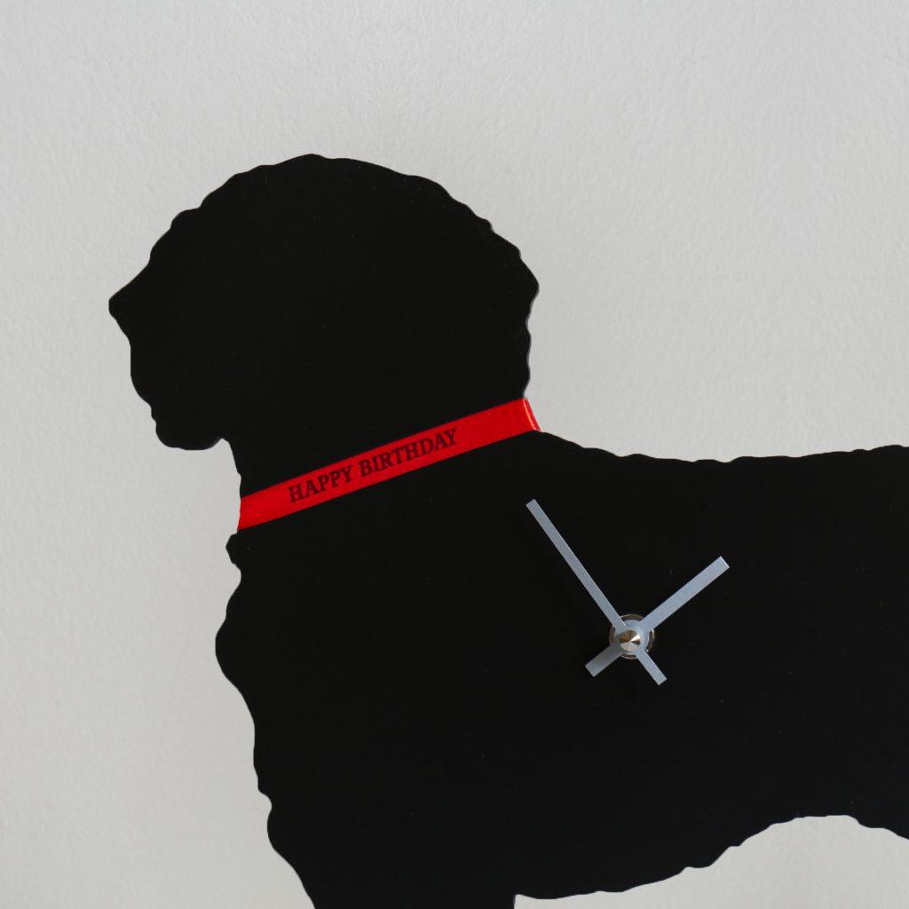 The Labrador Co.-Cockapoo Clock (Copy)
